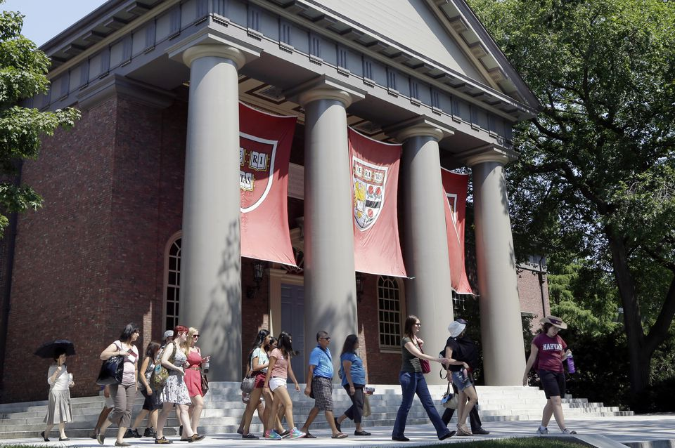 Harvard University is fighting a lawsuit group that accuses the university of discriminating against Asians in admissions.