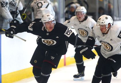 Bruins Sign Six Players To Ahl Deals The Boston Globe