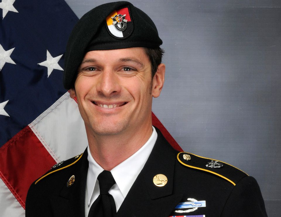 Army Sgt. 1st Class Eric Michael Emond.
