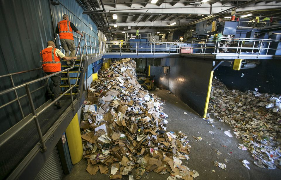Recycling isn't the answer to our trash woes, writes Yvonne Abraham: reducing trash is.