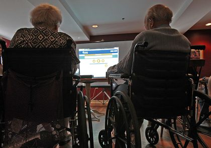 More than half of middle-income seniors will lack resources