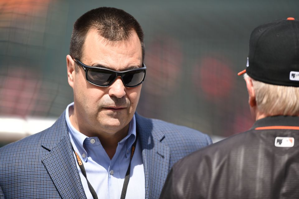 Orioles general manager Dan Duquette's deal that sent Manny Machado to the Dodgers brought back five minor league prospects.