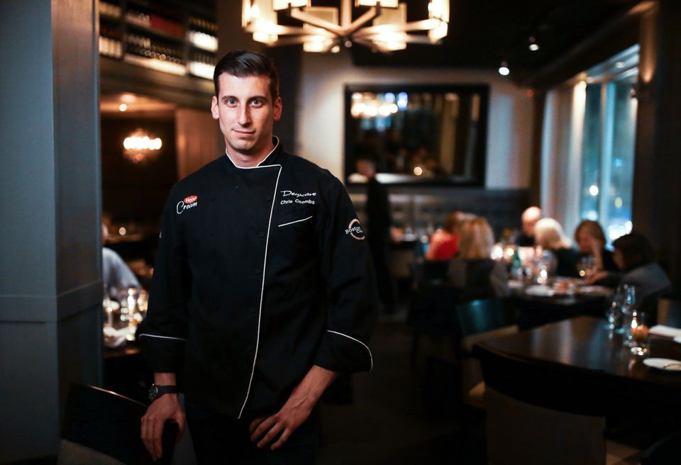 Chris Coombs, owner of Deuxave restaurant in Boston, said members of his waitstaff are leaving for jobs at Encore.