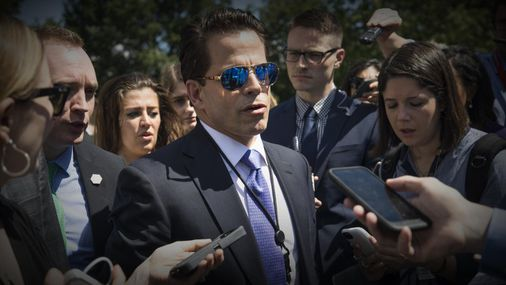 The 6 most unusual quotes from Anthony Scaramucci's CNN ...
