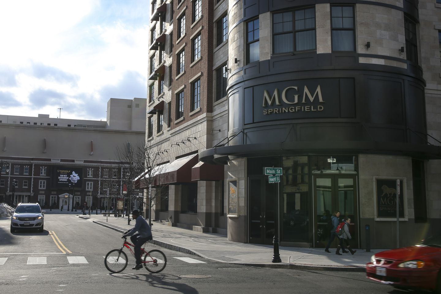 The $960 million MGM Springfield employs about 2,865 and has had more than 2 million visitors since opening in August.