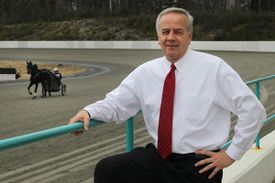 Gary T. Piontkowski was ousted as track president in April.