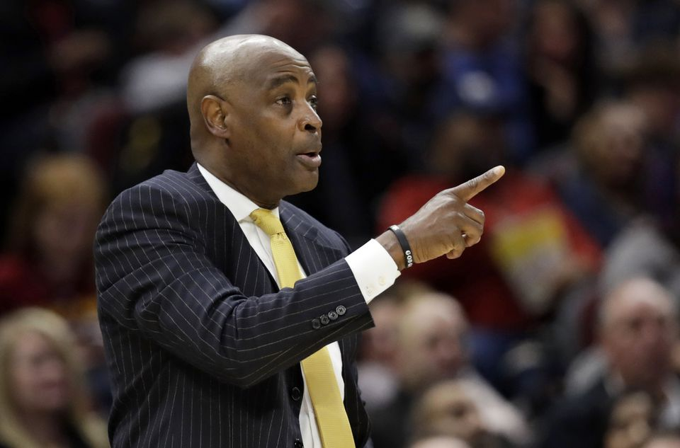 Larry Drew took over as Cavaliers head coach on Nov. 5 in the middle of a tumultuous season for the team.