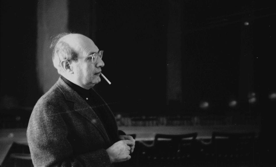 Rothko in 1963 .