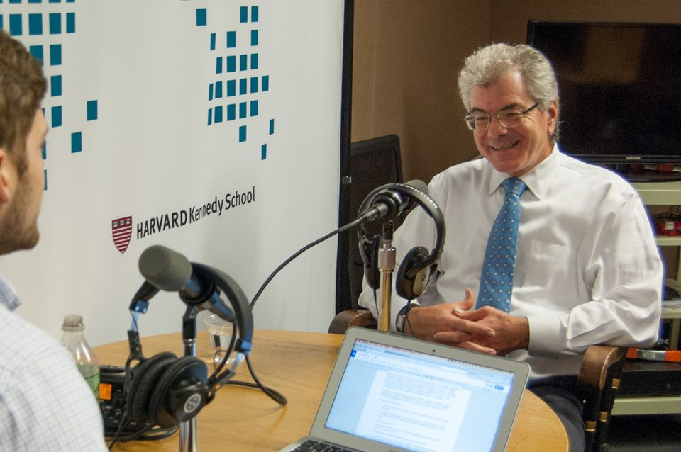 Dr. Gary Samore discussed the Iran nuclear deal with the Harvard Kennedy School PolicyCast.