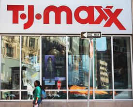The chief executive of TJX Cos. makes 378 times what the average worker at T.J. Maxx or Marshalls takes home.