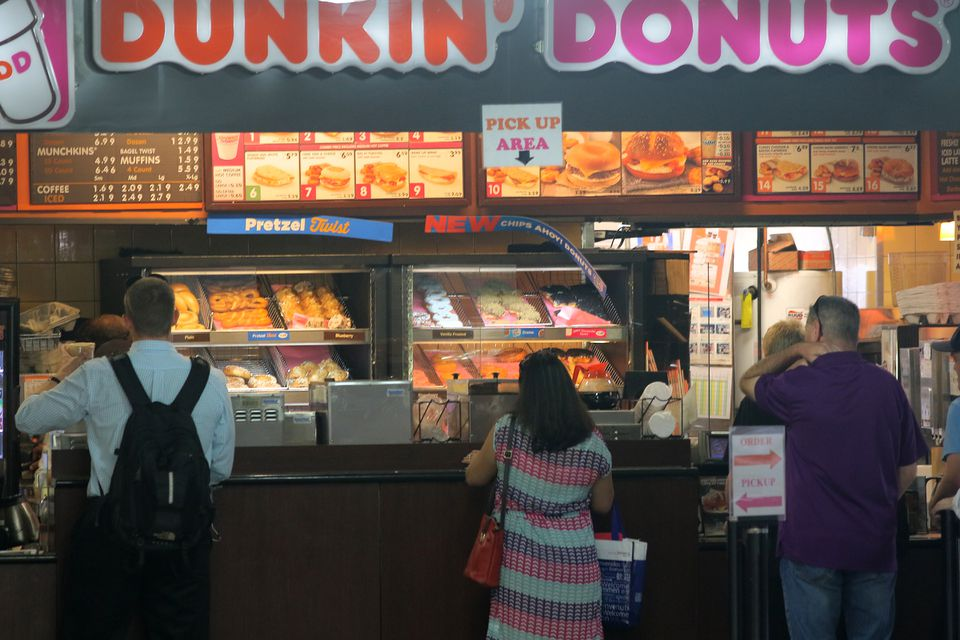 "At first glance, stripping the ""Donuts"" from Dunkin' Donuts might seem radical."