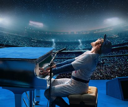 Rocketman': Elton John gets a biopic (and at least half of it is