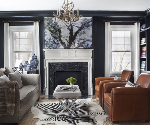 Chestnut Hill Apartments: Historical Chestnut Hill Foursquare Gets A Modern Update