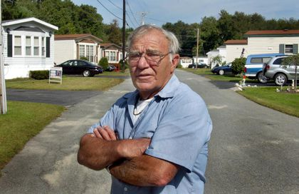 Easton tenants to explore option of buying their mobile home