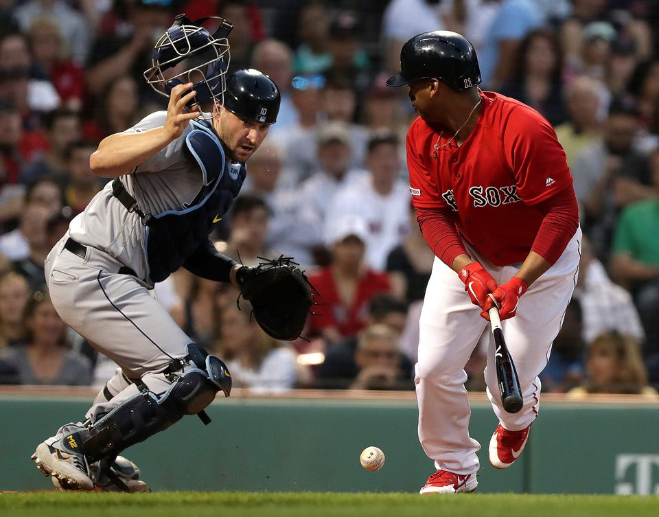Boston Drops Series Finale To Rays At Fenway 6-1