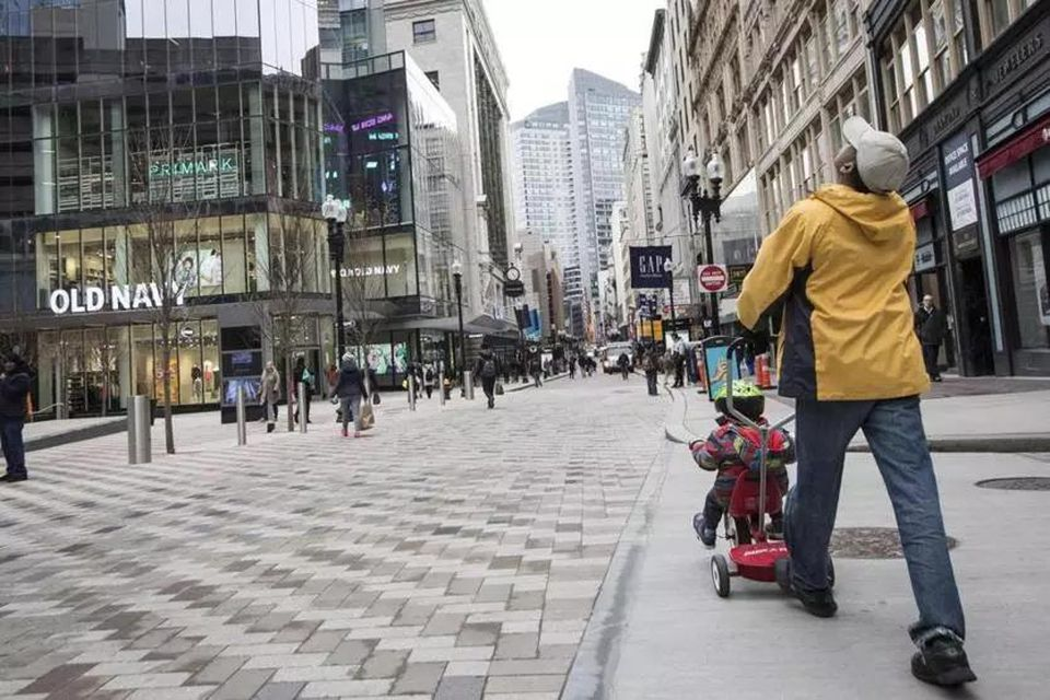 Downtown Crossing.