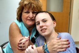 Justina Pelletier has been at Boston Children's Hospital for almost a year.