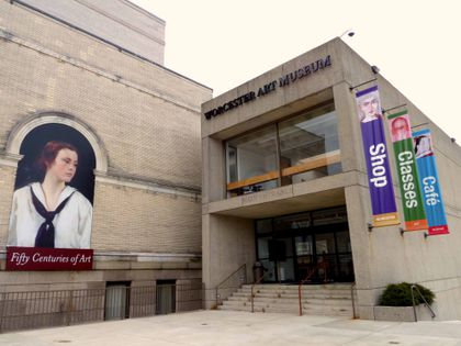 McDonough donates $10 million to Worcester Art Museum, largest gift