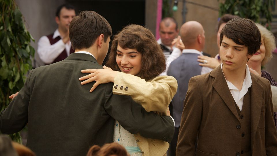 """""""Bulgarian Rhapsody,'' set in the summer of 1943, is among the festival offerings."""