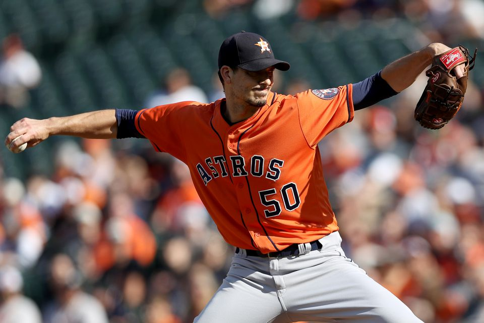 Charlie Morton stranded nearly 80 percent of runners this season.