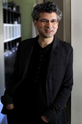 """The Pacifica String Quartet will premiere """"Return,"""" a new work by Keeril Makan (above), on Wednesday."""