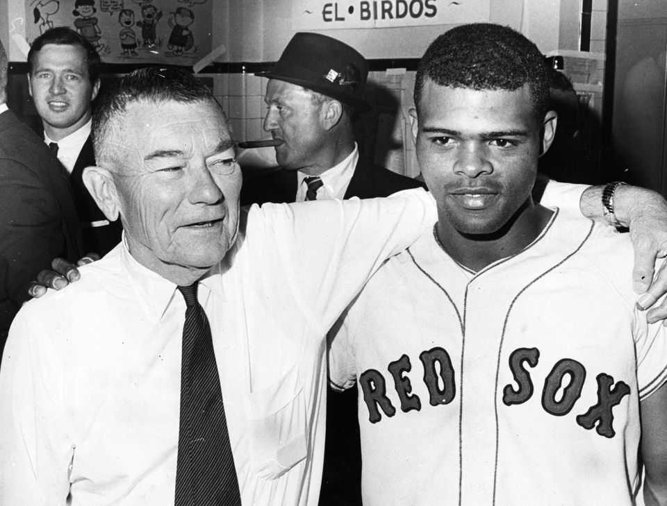 Tom Yawkey biographer Bill Nowlin said he interviewed Reggie Smith for his upcoming book.