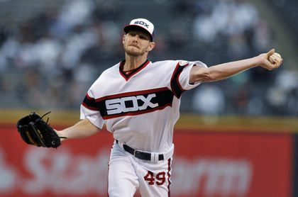 purchase cheap 7c49d 46ae7 White Sox VP believes Chris Sale will be great with Red Sox ...