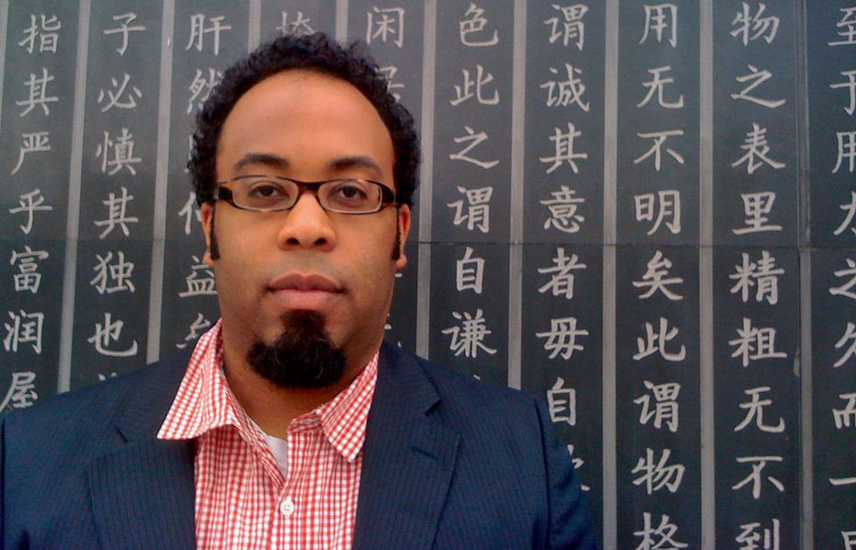 Poet Kevin Young