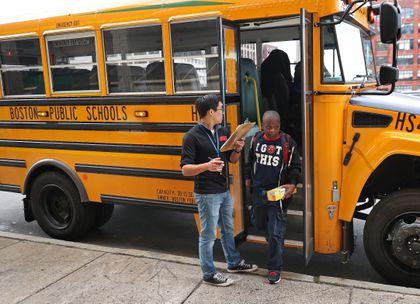 Here's where Boston spends money busing students - The Boston Globe