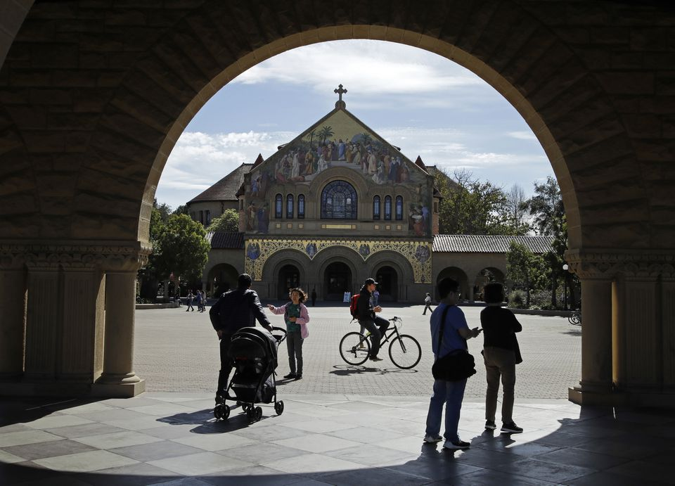 Stanford University has expelled a student who lied about her sailing credentials in her application, which was linked to the college admission bribery scandal.