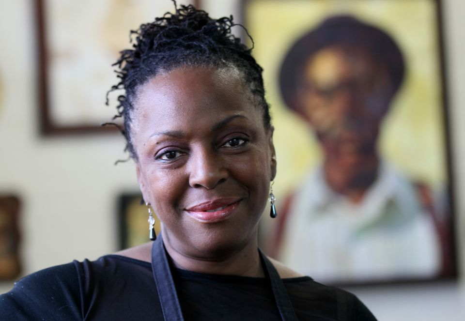 Ekua Holmes, a painter and collage artist who is not represented by a gallery, was shocked to be tapped for the project.