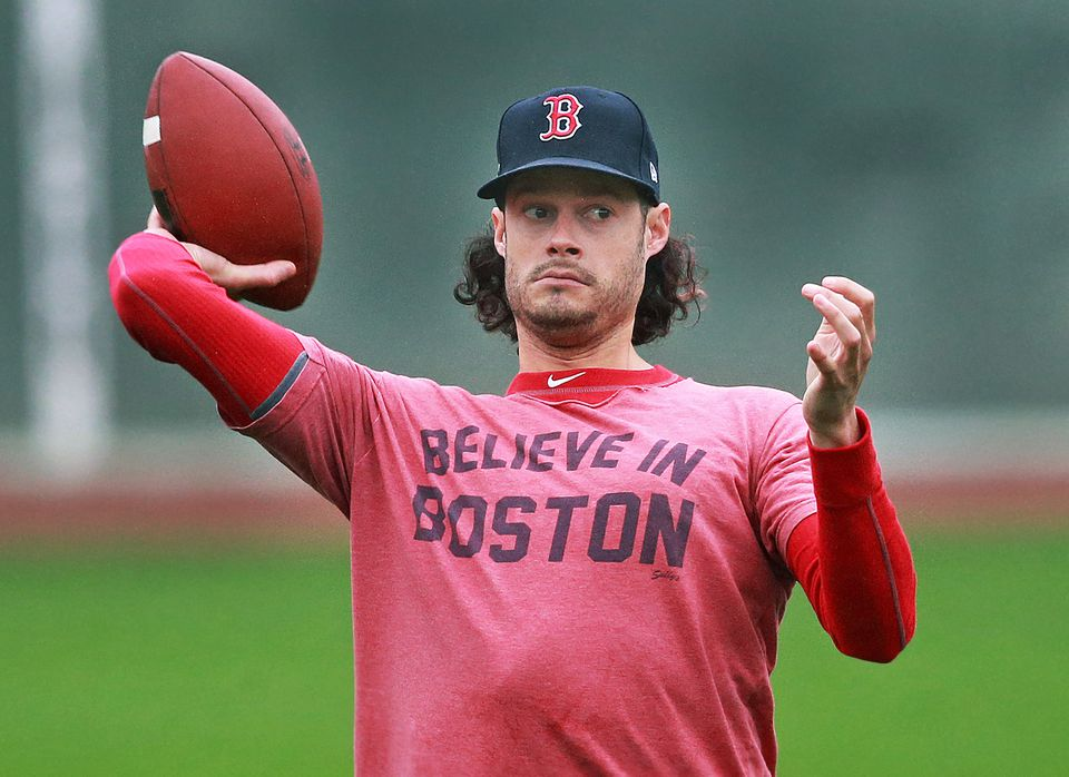8ae2f7d4c44 Joe Kelly said the backing of Alex Cora was a huge lift to his confidence.