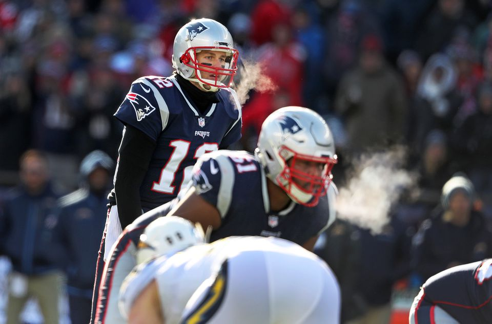 Tom Brady is 5-1 when the temperature is 20 degrees or lower.