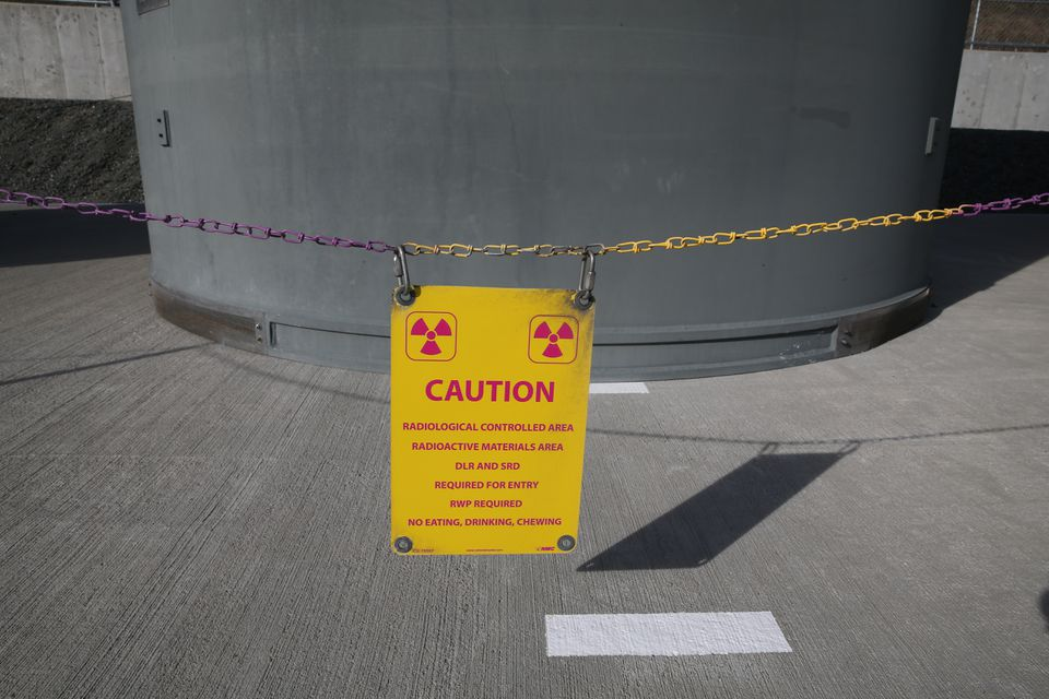 Federal officials had long planned to store the nuclear waste in Nevada, but residents there fought the idea.