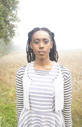 Lenelle Moïse is one of three Huntington Playwriting Fellows, and five play-wrights in all, to have a script read in next week's Breaking Ground festival.