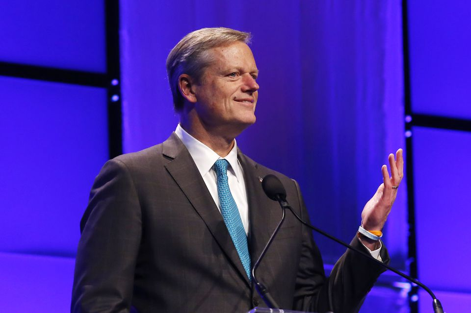 Almost a year after Massachusetts legislators raised their own pay over the governor's veto, Charlie Baker is expressing increasing impatience with the glacial pace of accomplishments on Beacon Hill.