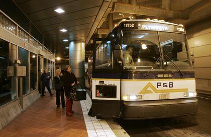 South Shore commuters face sudden loss of bus service - The Boston Globe