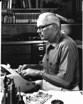 Should characters live on after their authors die? The estates of John D. MacDonald (pictured), V.C. Andrews, and Robert B. Parker all faced the same question.