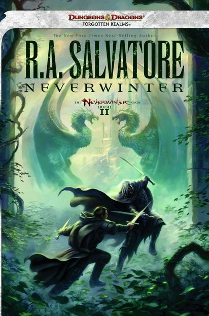 Excerpt from 'Neverwinter' by R A  Salvatore - The Boston Globe