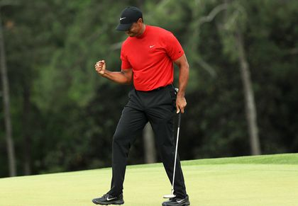 Tiger Woods draws large viewership for CBS at Masters - The