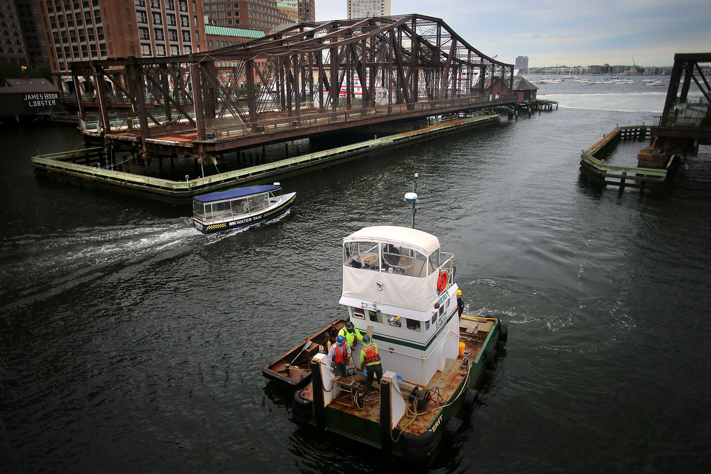 In the Northern Avenue bridge project, some see a test for Boston