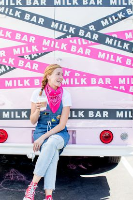 Christina Tosi, founder of Milk Bar