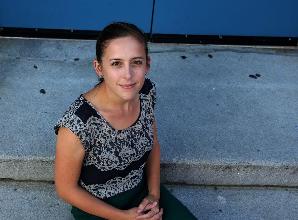 Angela Rubenstein, public school teacher against Question 2.