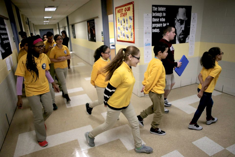 Impact Prep is one of nine middle school programs that are part of the Empowerment Zone in Springfield. The program gives more control to teachers and administrators.