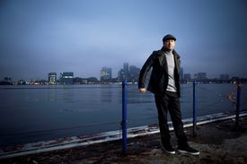 Donnie Wahlberg executive producer of Boston's Finest. Photo: Danny Clinch, Boston, Massachusetts 22finest