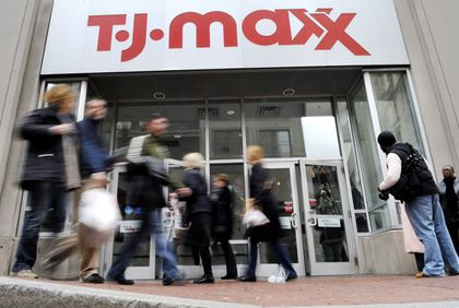 TJ Maxx, Marshalls to raise minimum hourly wage to $9 - The Boston Globe