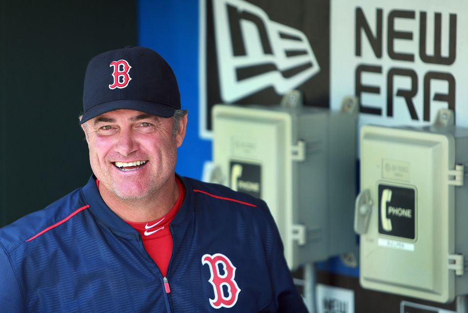 "The Red Sox announced that John Farrell will return as manager in 2016. ""If for some reason he's a little slower to come back or not 100 percent, his trusted righthand lieutenant [Torey Lovullo] is there to help him at that point,"" said president of baseball operations Dave Dombrowski."