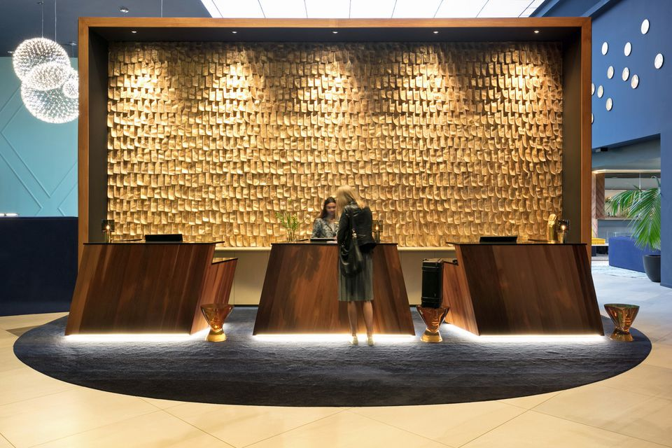 Even after a long flight from Boston to Auckland, the design of the new Naumi Hotel Auckland will wake you right up.