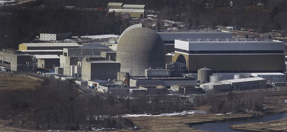 Opponents have urged the Nuclear Regulatory Commission not to renew the license, citing concerns about growing cracks in the plant's concrete containment dome and other critical parts of the sprawling complex.