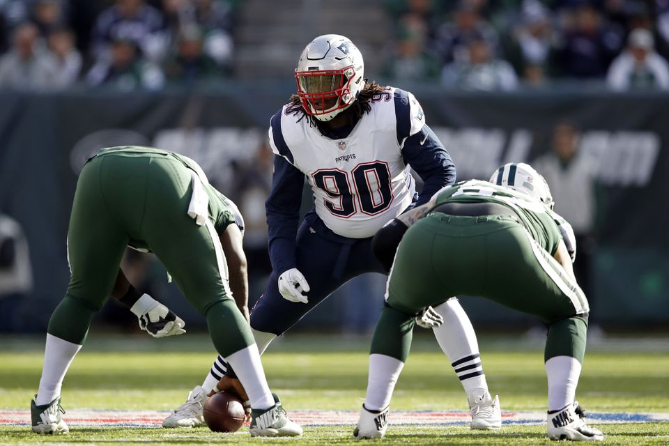Malcom Brown was drafted by the Patriots in the first round in 2015.